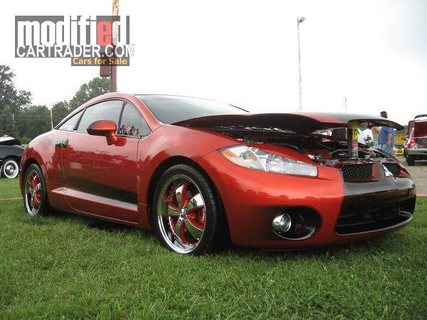 2006 mitsubishi eclipse gt for sale akron canton region airport ohio. Black Bedroom Furniture Sets. Home Design Ideas