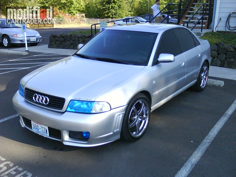 2000 Audi A4 1.8T Quattro For Sale | Centralia Washington