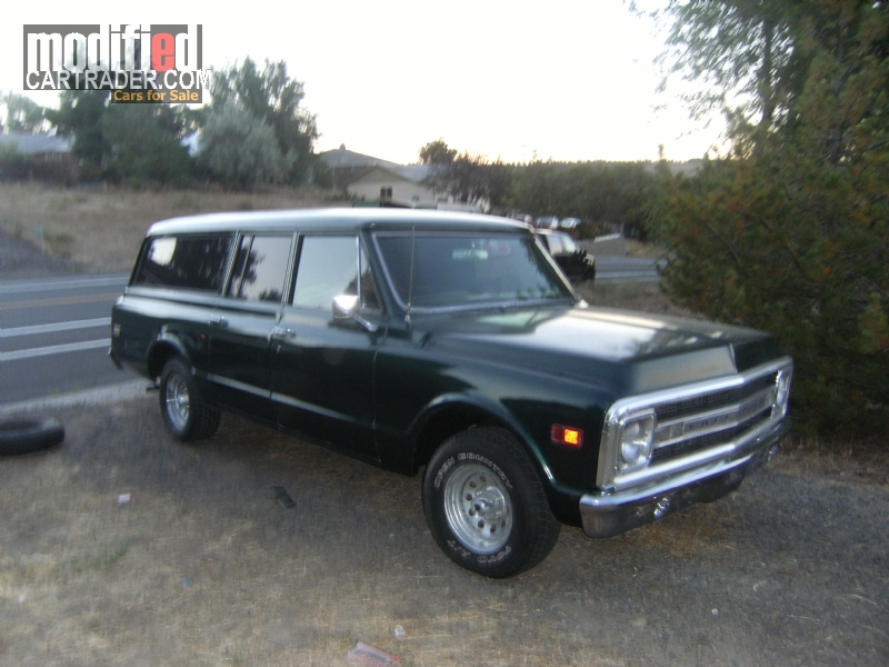 1970 Chevy Suburban for Sale