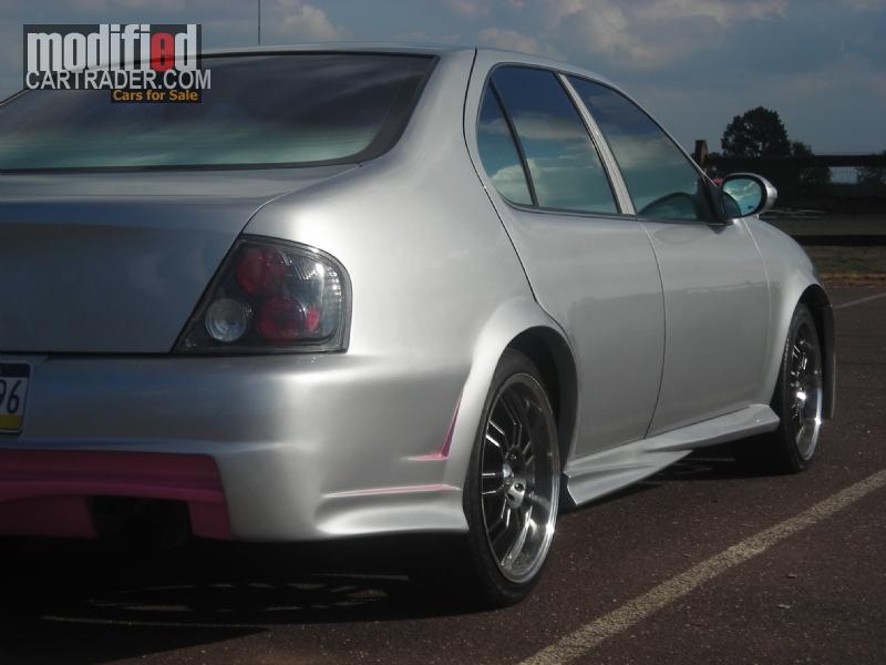 2001 Nissan Altima CUSTOM Show Car GLE For Sale