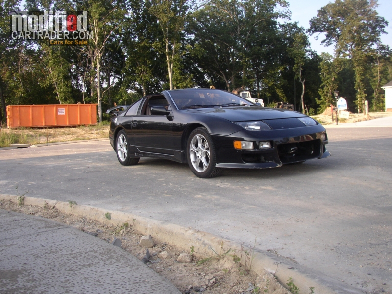 1990 nissan 300zx for sale college dale tennessee. Black Bedroom Furniture Sets. Home Design Ideas