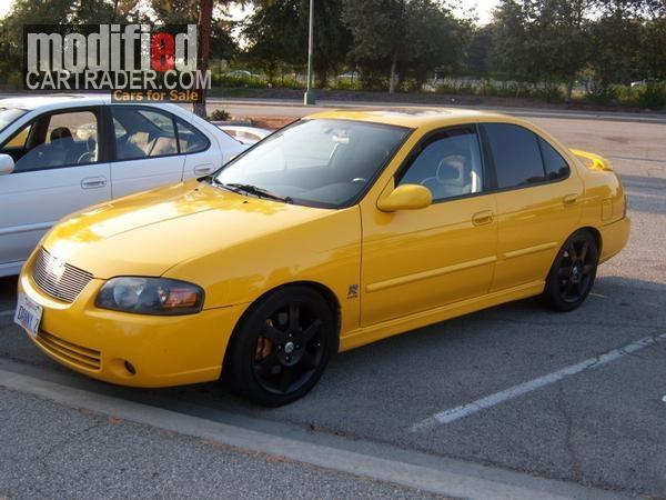 2005 Nissan Sentra se-r spec V For Sale |
