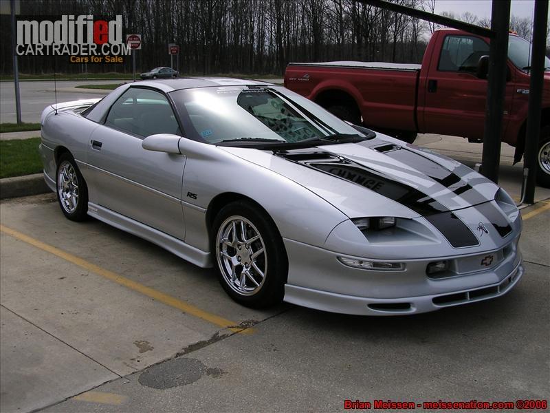 1997 Chevrolet Camaro Rs For Sale Borculo Michigan