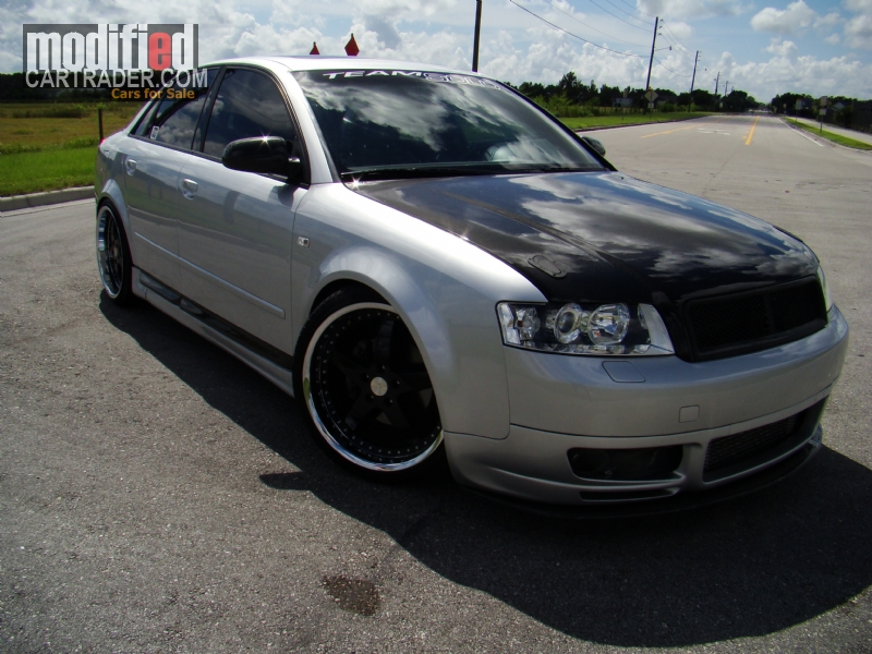2003 audi a4 1 8t quattro sport for sale kissimmee florida for Audi a4 1 8 t motor for sale