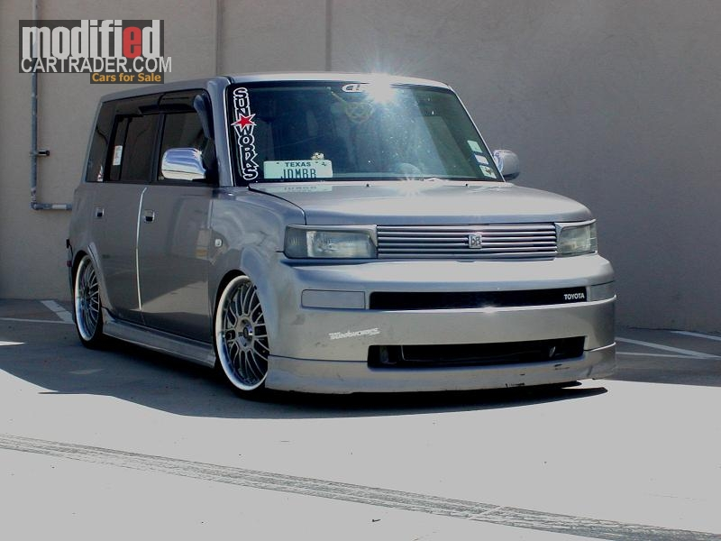 2005 Scion Toyota Bb Xb Or 8900 Stock For Sale Rose