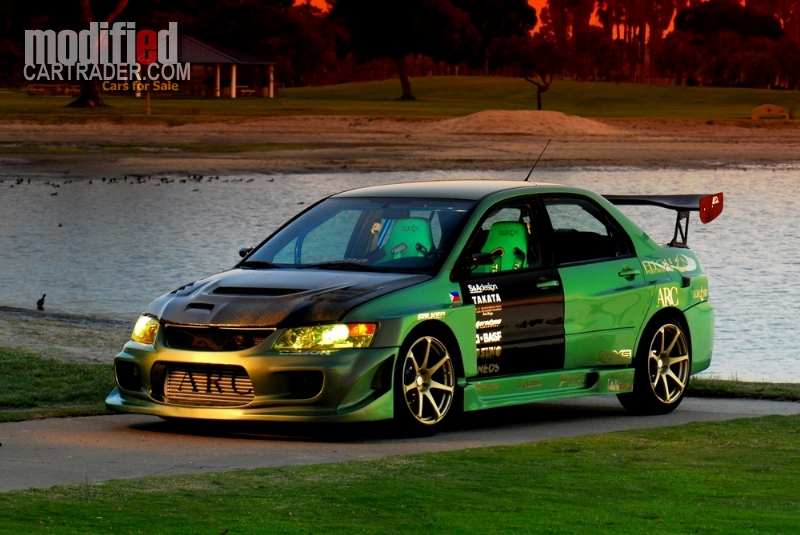 2004 Mitsubishi Greenwide Evo Lancer Evo Or Best Offer