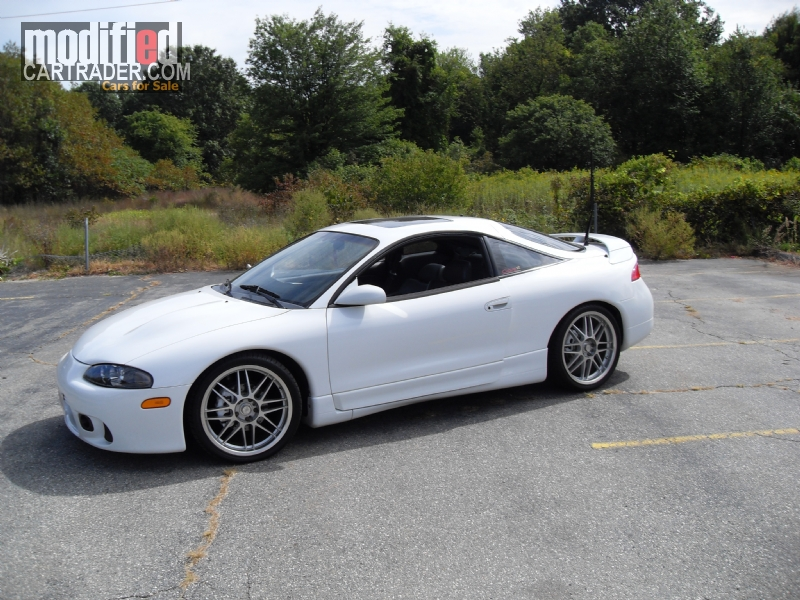 1995 mitsubishi 5 speed gsx awd eclipse for sale spfld massachusetts. Black Bedroom Furniture Sets. Home Design Ideas
