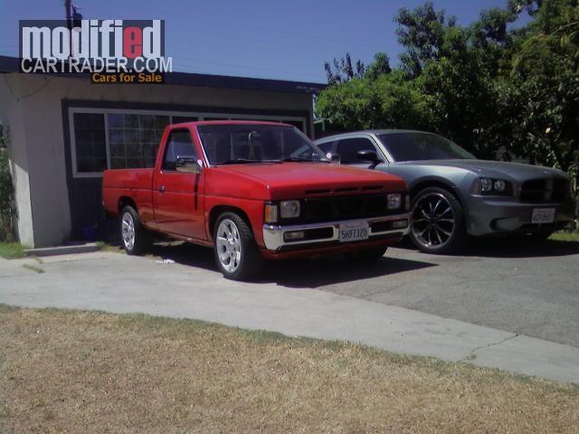 1995 Nissan Hardbody Pickup For Sale Bakersfield