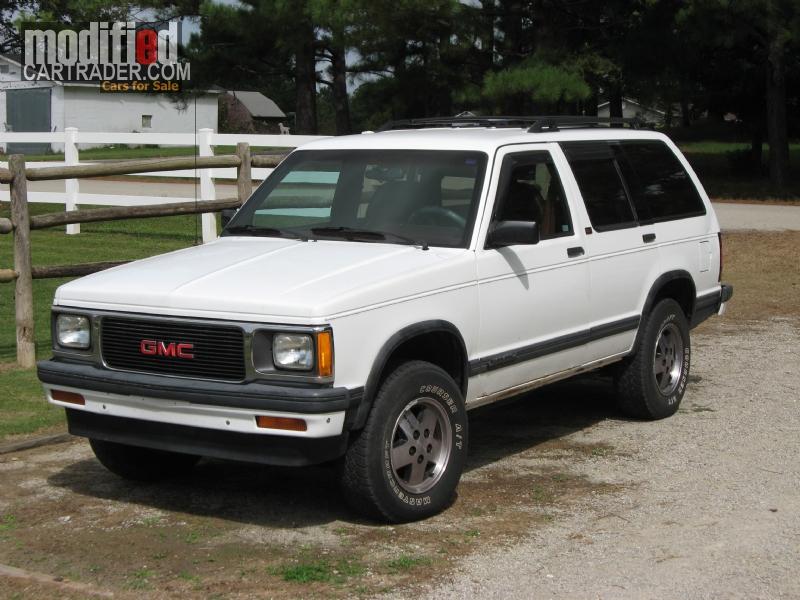 1994 GMC Jimmy slt For Sale   Paragould Arkansas