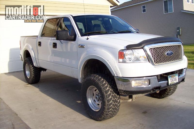 2004 ford pickup truck f150 lariat for sale evergreen montana. Black Bedroom Furniture Sets. Home Design Ideas