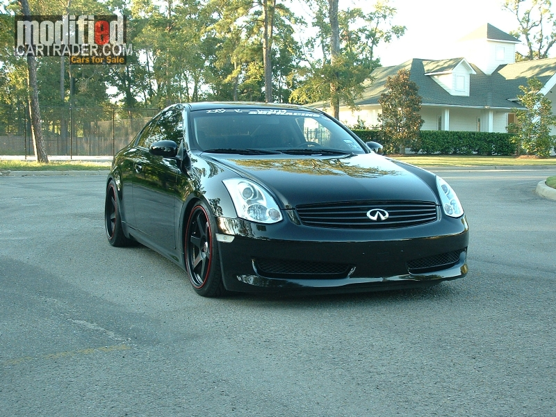 2007 infiniti g35 coupe for sale klein texas. Black Bedroom Furniture Sets. Home Design Ideas