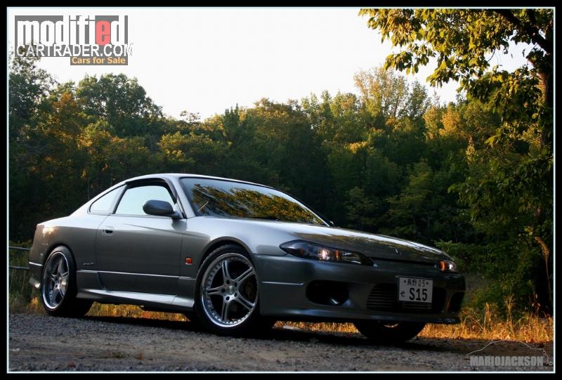 Modified Car Trader >> 2000 Nissan S15 Spec R Silvia Spec R For Sale Nashville