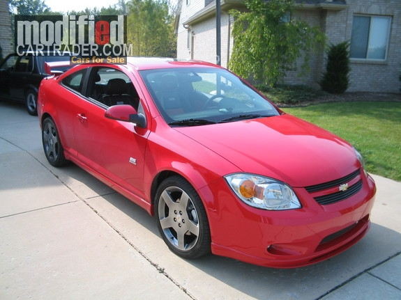 2005 chevrolet cobalt ss supercharged for sale clinton twp michigan. Black Bedroom Furniture Sets. Home Design Ideas