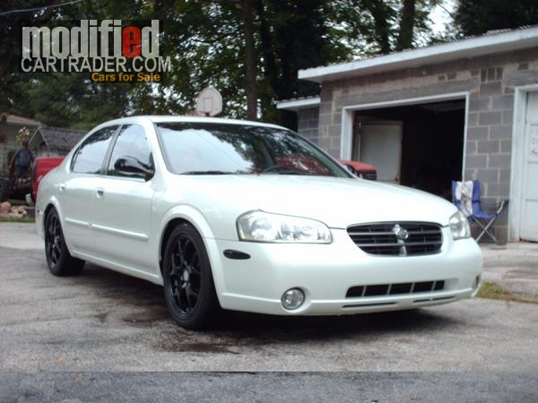 2000 Nissan Maxima Se For Sale Seymour Tennessee