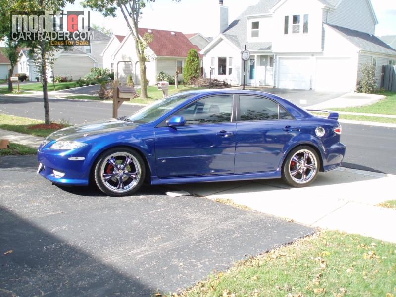 2003 Mazda 6 For Sale Illinois
