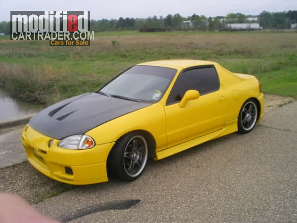 1994 honda del sol si for sale greenup kentucky. Black Bedroom Furniture Sets. Home Design Ideas