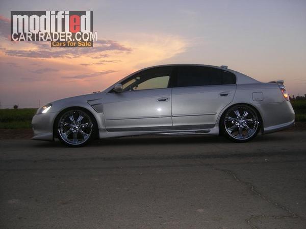 2003 Nissan Altima 2 5 S For Sale Holtville California
