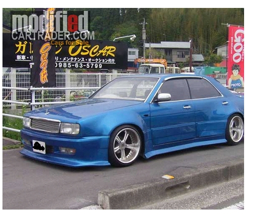 1991 Nissan Wide Body Vip Style [Other] Cedric For Sale
