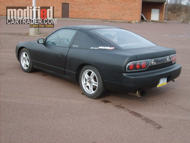 1991 nissan 240sx for sale manheim pennsylvania. Black Bedroom Furniture Sets. Home Design Ideas