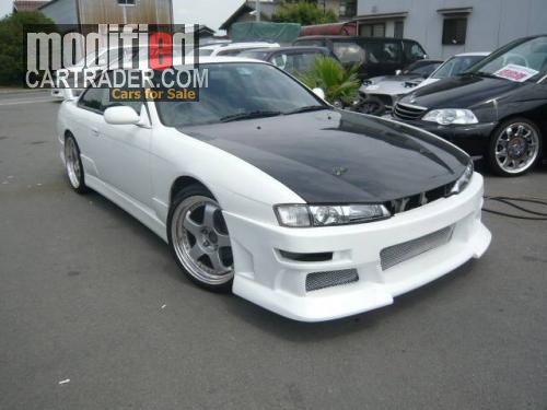 1998 nissan kfs 240sx silvia for sale los angeles california. Black Bedroom Furniture Sets. Home Design Ideas