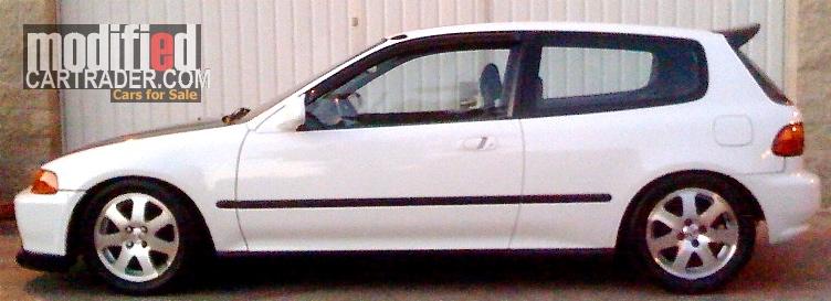 1995 honda hatchback civic si for sale fullerton california. Black Bedroom Furniture Sets. Home Design Ideas