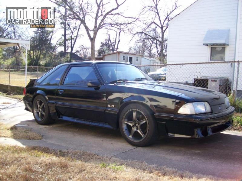 1988 ford mustang gt for sale greer south carolina. Black Bedroom Furniture Sets. Home Design Ideas