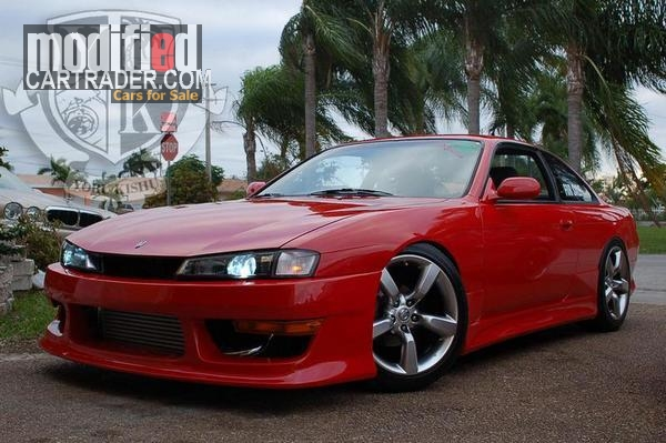 1998 nissan 240sx kouki silvia for sale westchester florida for Nissan 240sx motor for sale