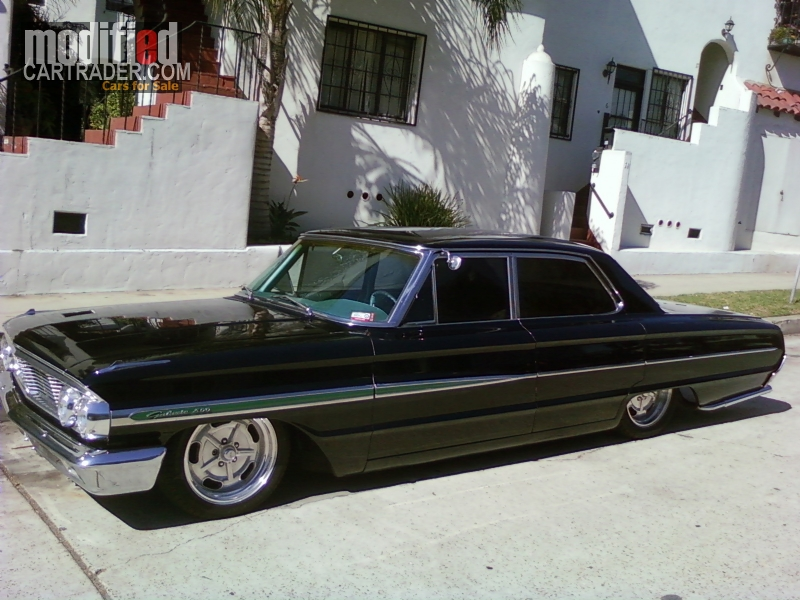 1964 Ford Galaxie Hotrod 500 Galaxie For Sale Palos