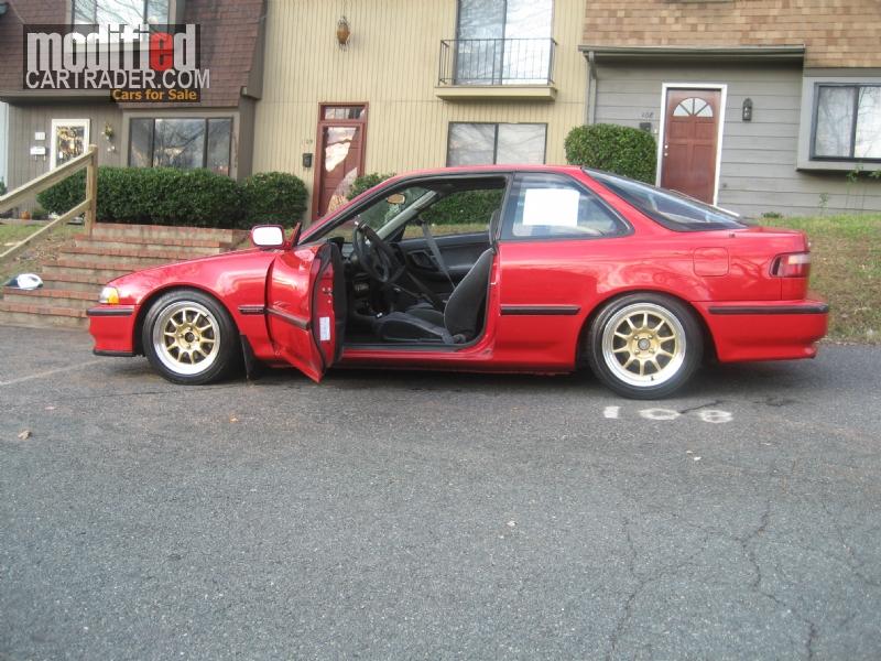 1992 Acura DA [Integra] LS For Sale | Charlottesville Virginia