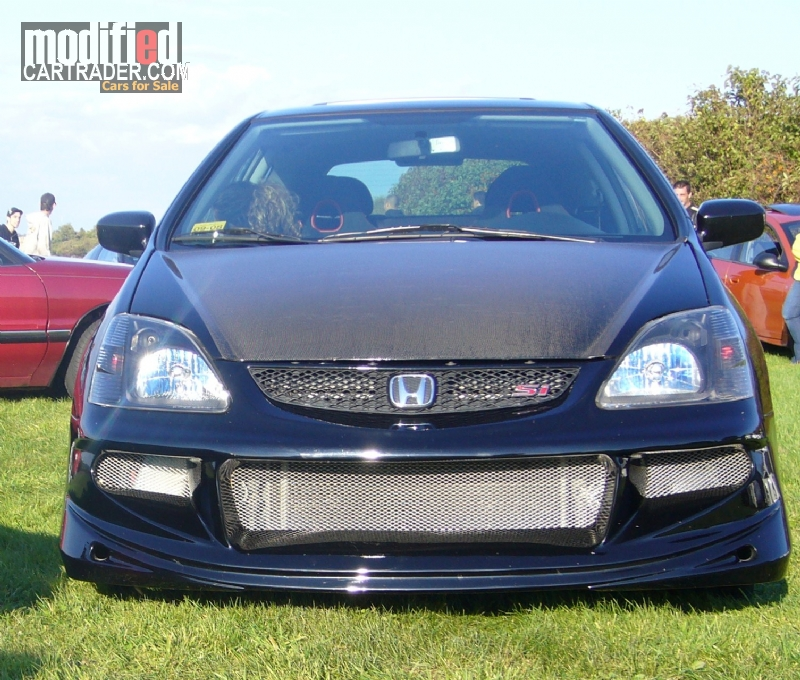 2002 Honda Civic Si For Sale