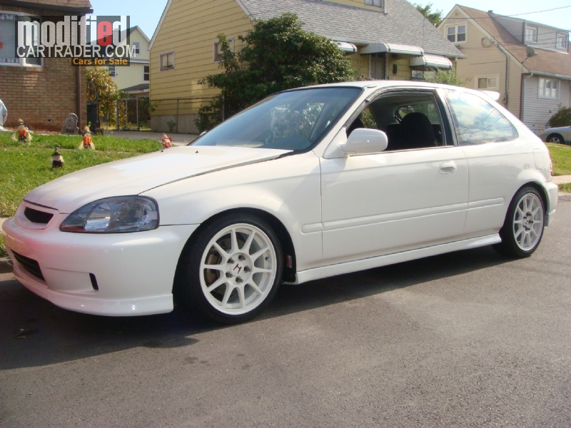 1997 Honda Type R Civic CTR For Sale | Bayway New Jersey