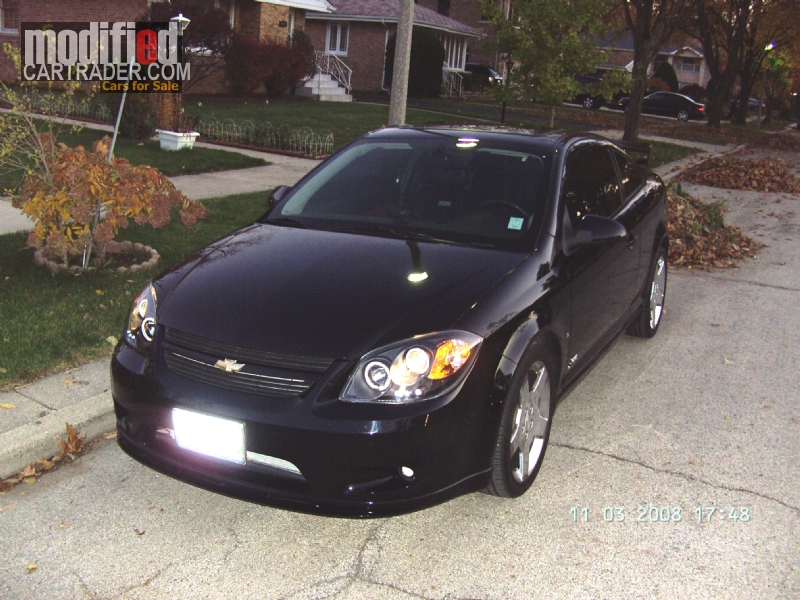 2007 chevrolet cobalt ss supercharged must sell cobalt ss supercharged for sale skokie. Black Bedroom Furniture Sets. Home Design Ideas