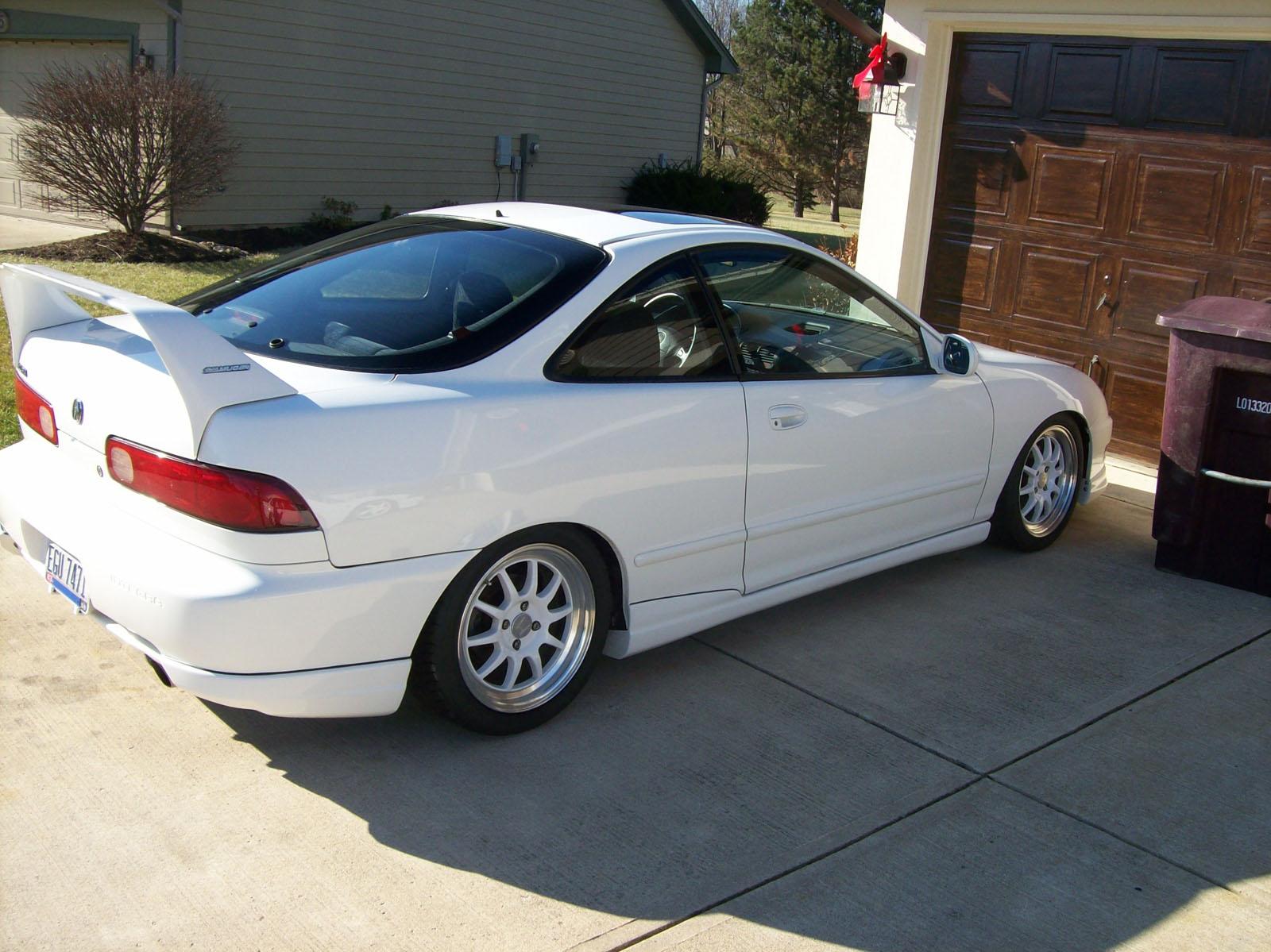 1999 Acura DC4 Integra LS