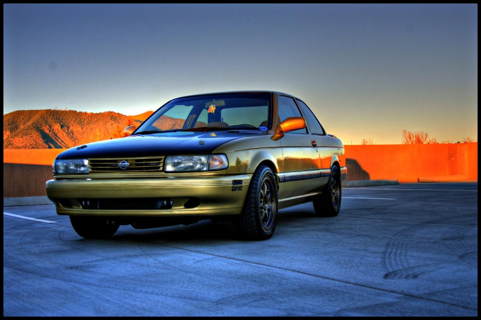 1991 Nissan Sentra Se R For Sale Flagstaff Arizona