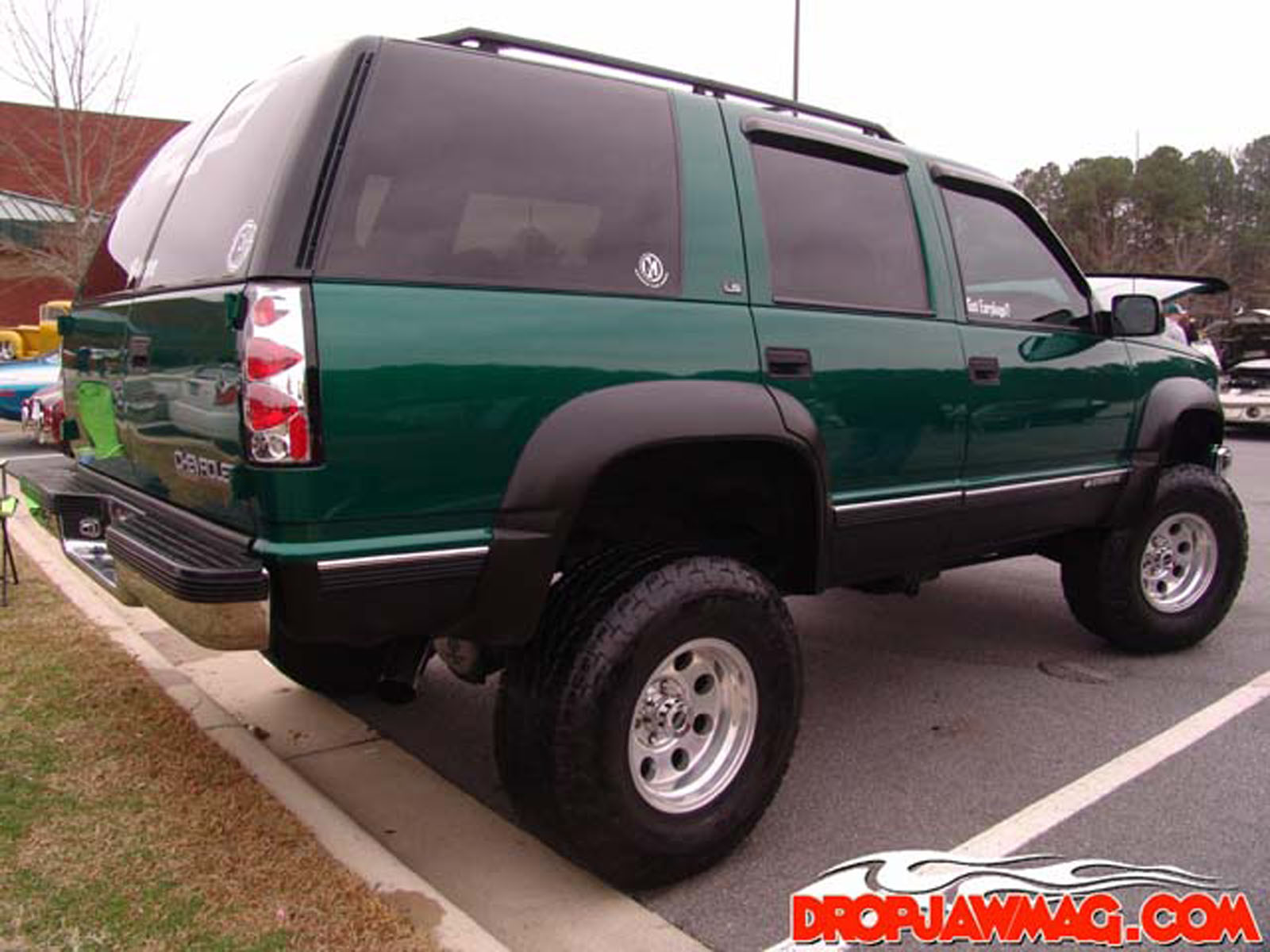 1999 Chevrolet Tahoe For Sale  Southern Pines North Carolina