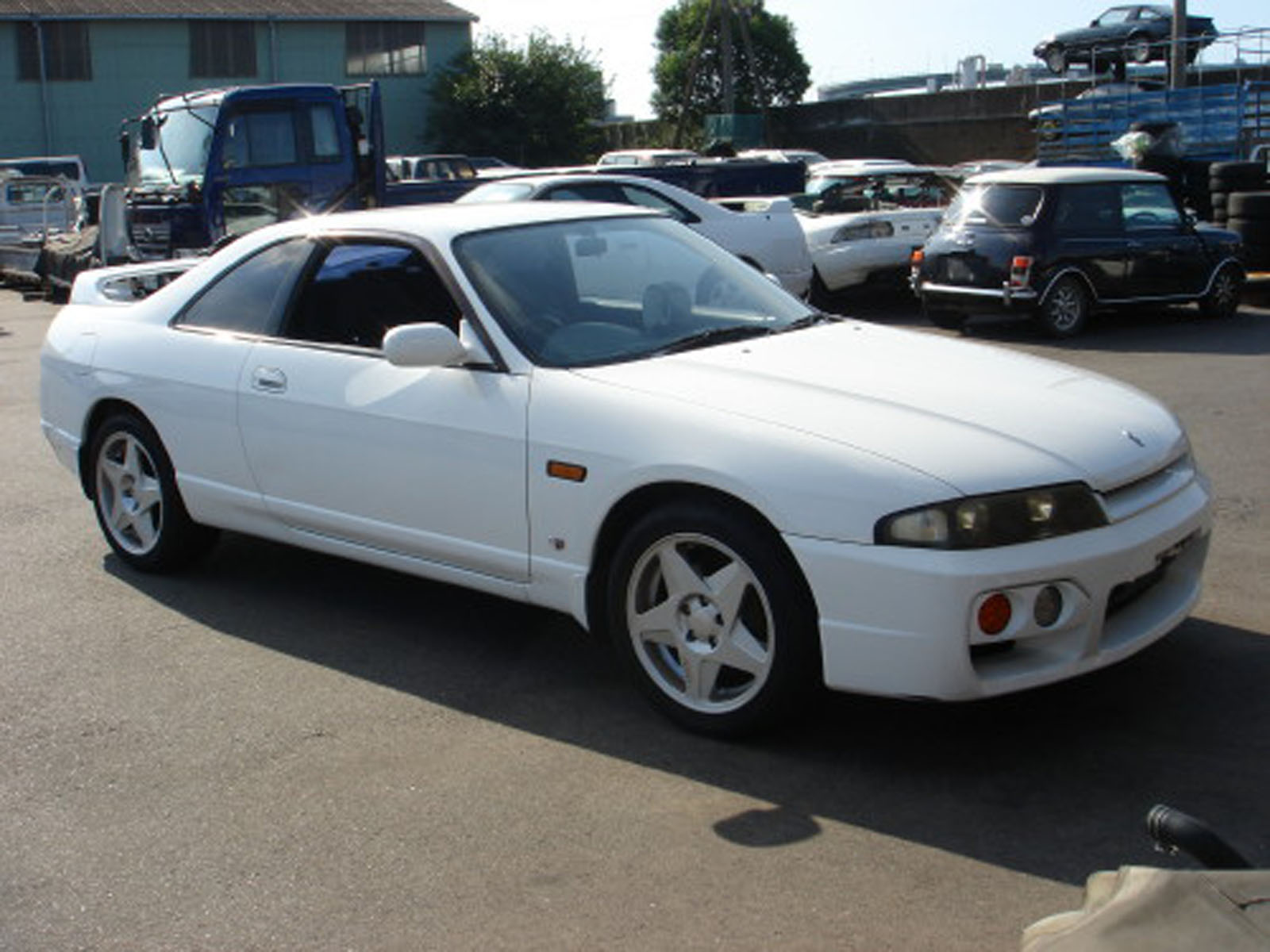 1997 nissan r33 skyline gts t for sale bellingham washington. Black Bedroom Furniture Sets. Home Design Ideas
