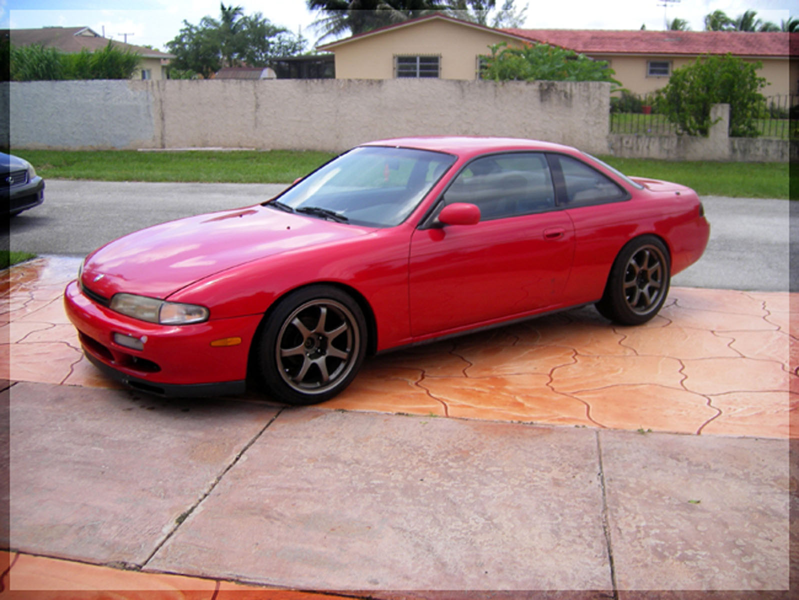 1995 nissan 240sx for sale beverly hills california. Black Bedroom Furniture Sets. Home Design Ideas
