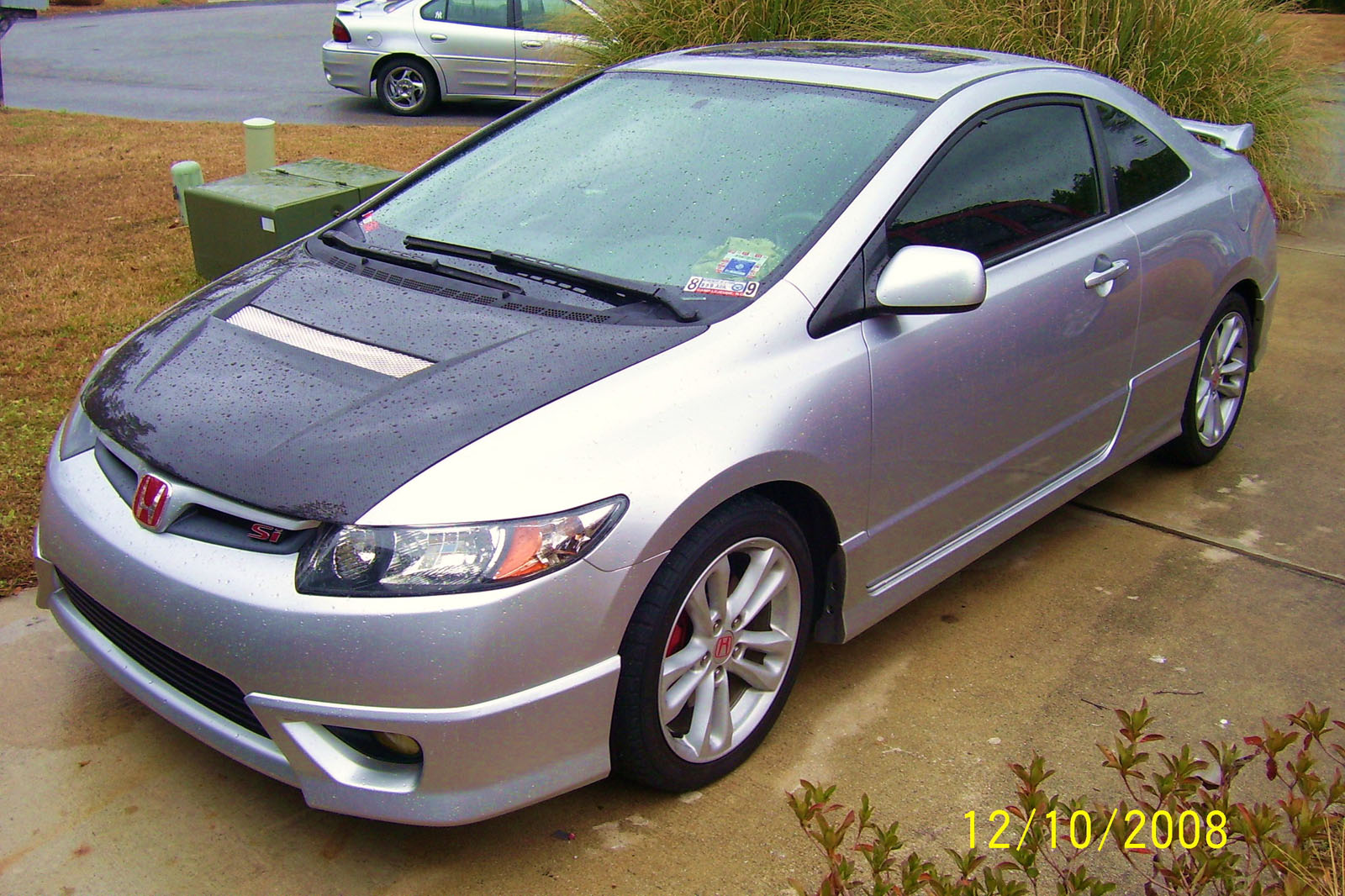 2006 honda civic si for sale midway park north carolina. Black Bedroom Furniture Sets. Home Design Ideas