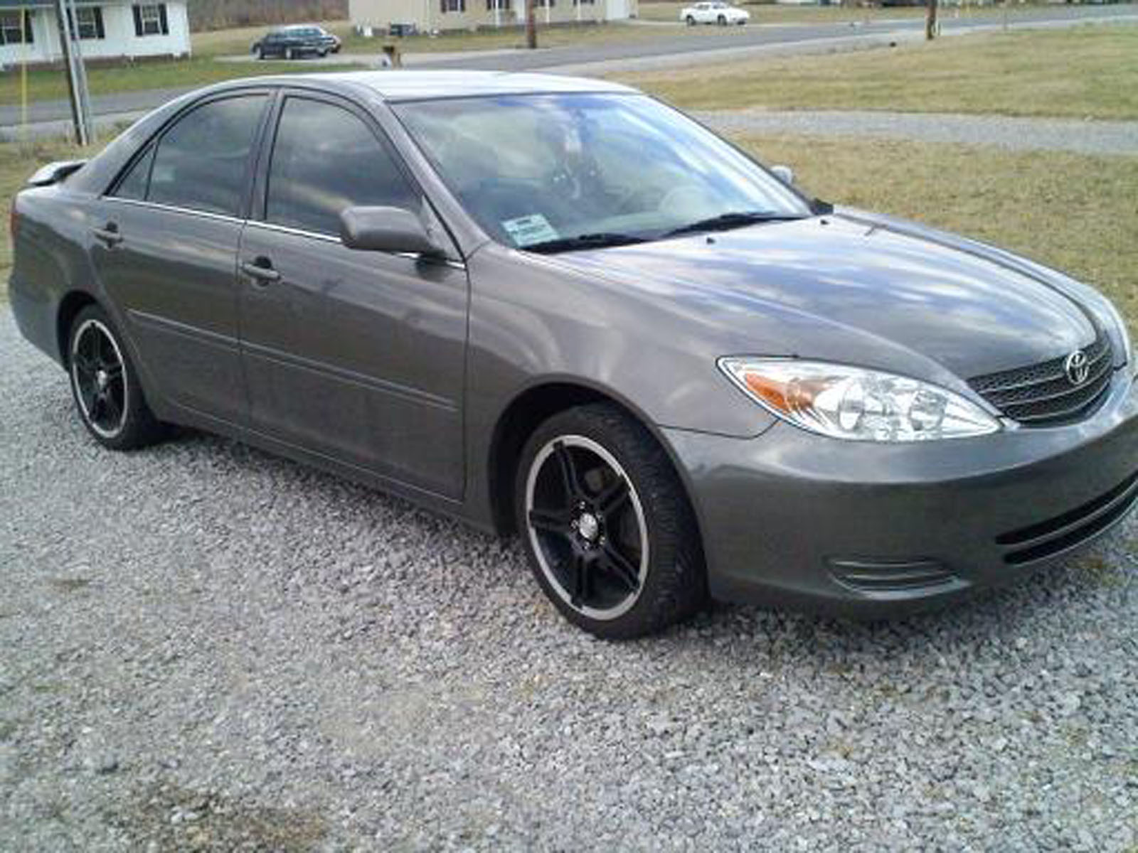 2004 toyota camry le for sale algood tennessee. Black Bedroom Furniture Sets. Home Design Ideas