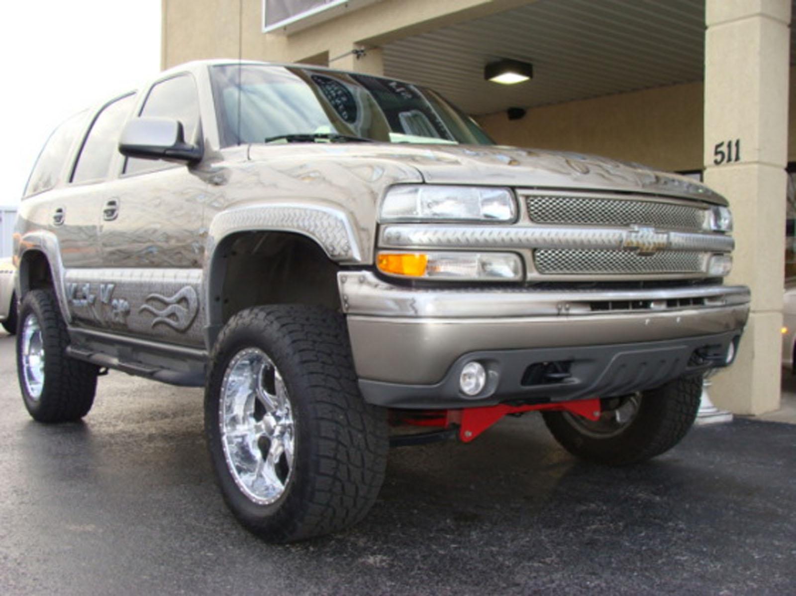 2003 Chevrolet Tahoe For Sale Florence Mississippi