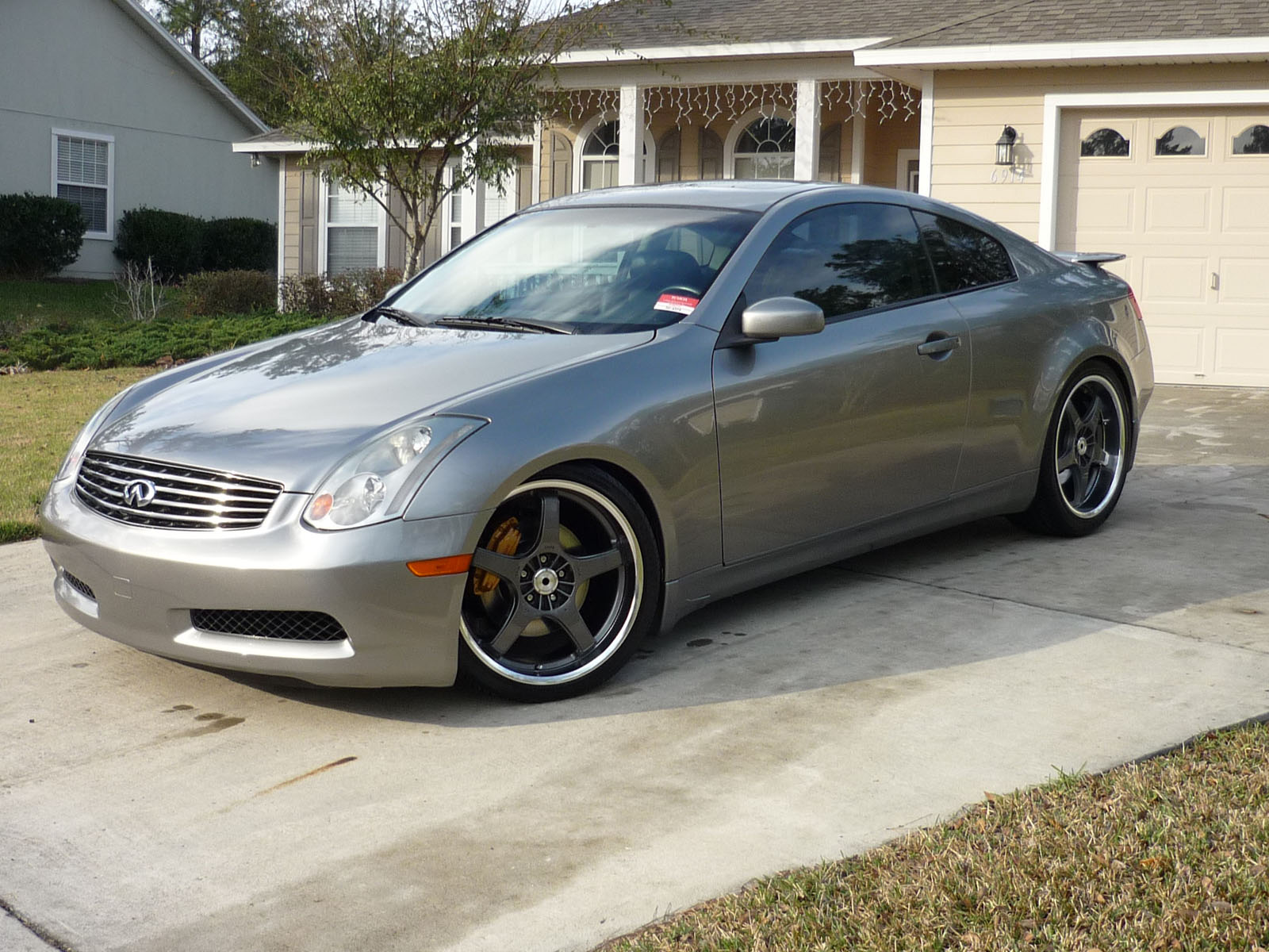 2003 infiniti g35 coupe for sale alachua florida. Black Bedroom Furniture Sets. Home Design Ideas