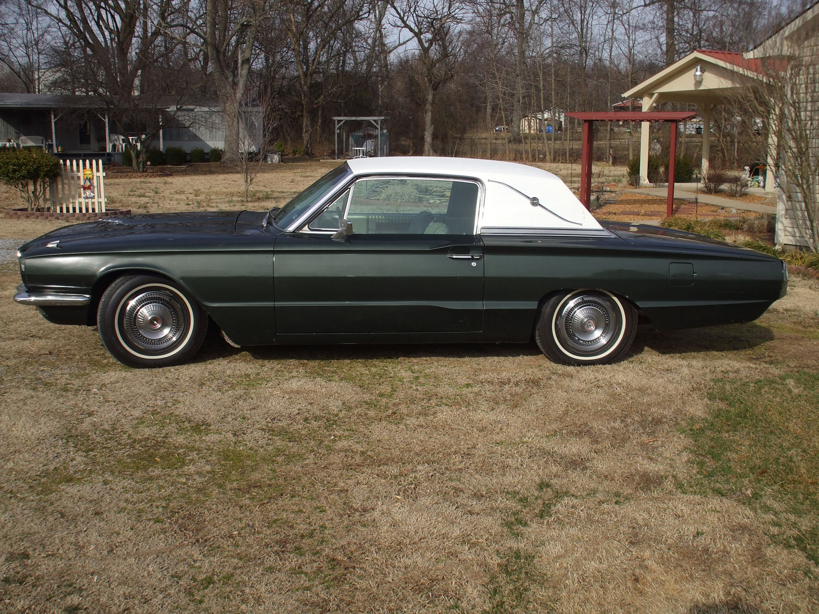 1966 ford thunderbird for sale pleasant view tennessee. Cars Review. Best American Auto & Cars Review