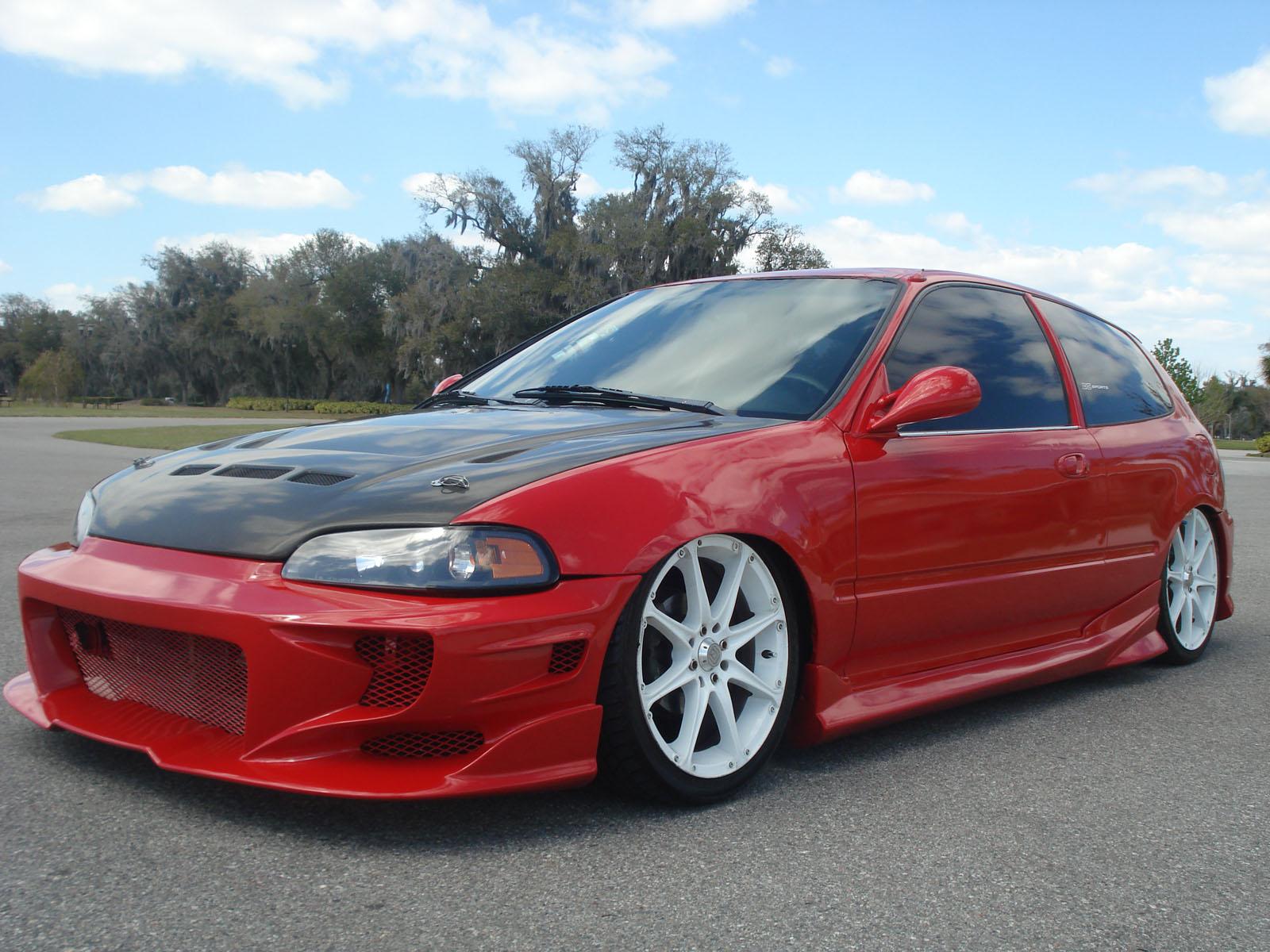 1995 Honda hatchback [Civic] hatchback For Sale | Kissimmee Florida