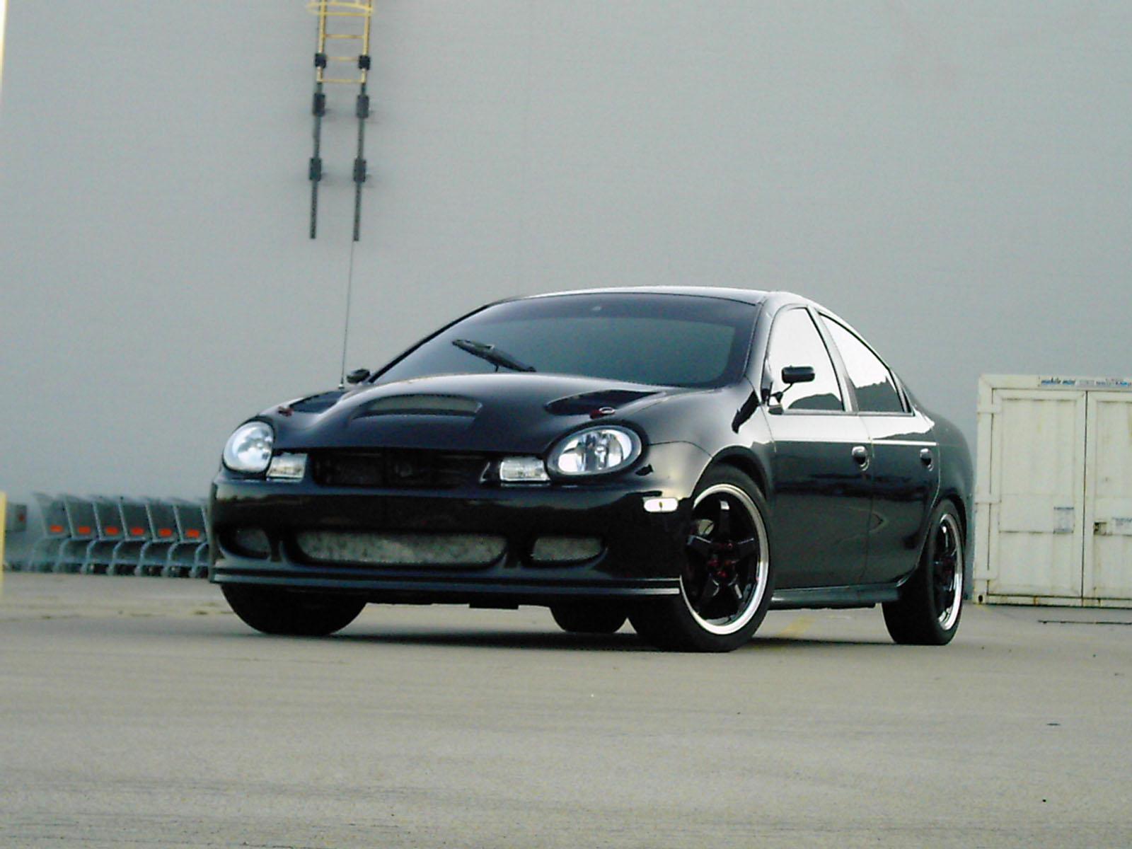 Dodge Neon Rt T... 2003 Dodge Neon Sxt Turbo