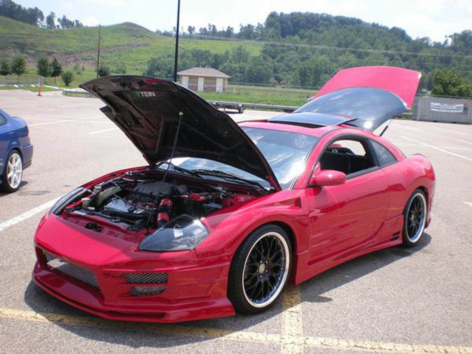 2000 mitsubishi eclipse gt for sale athens ohio. Black Bedroom Furniture Sets. Home Design Ideas