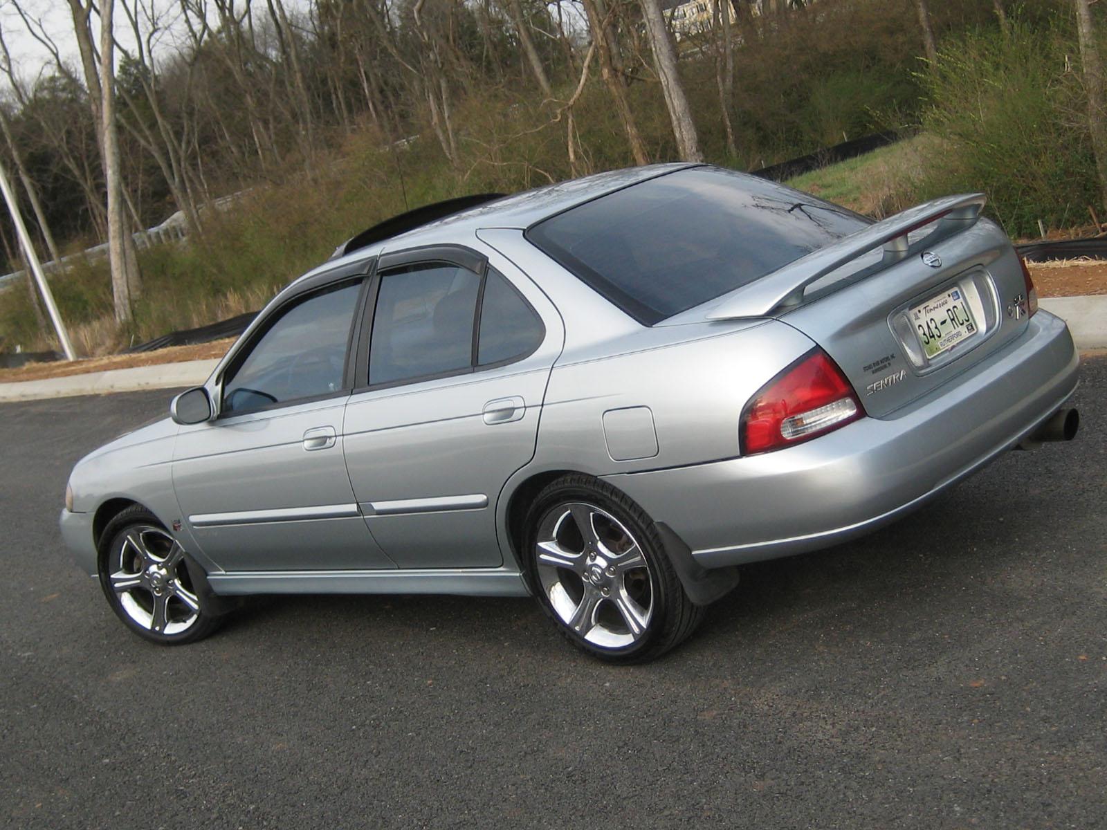 2002 Nissan Sentra Spec V For Sale | Arlington Tennessee