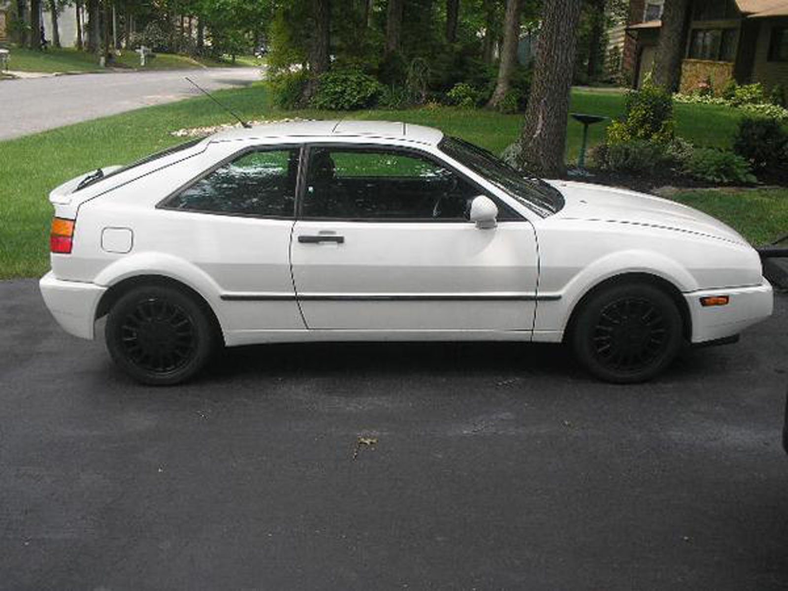 1990 volkswagen corrado for sale newfield new jersey. Black Bedroom Furniture Sets. Home Design Ideas