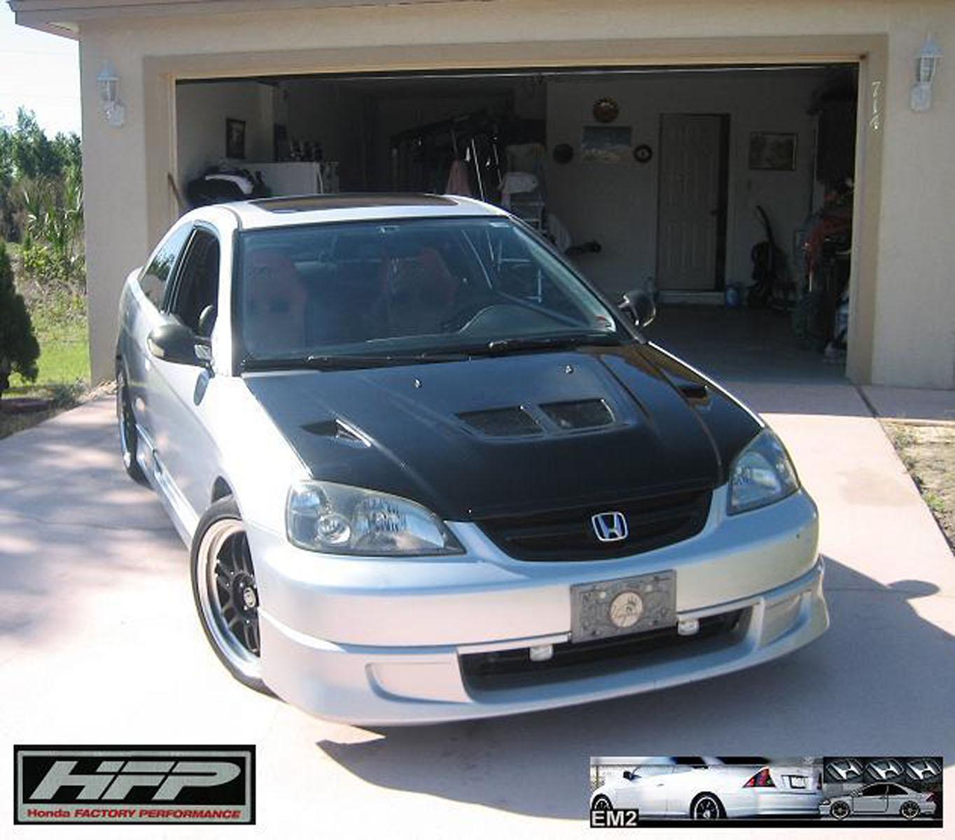 2003 Honda Honda Factory Performance [Civic] EX For Sale