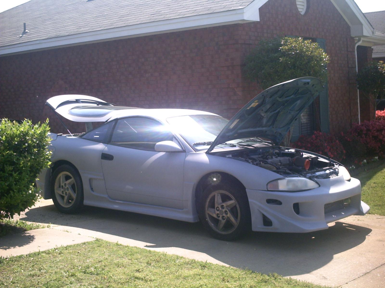 1995 Mitsubishi Eclipse Gs For Sale Mtgy Alabama