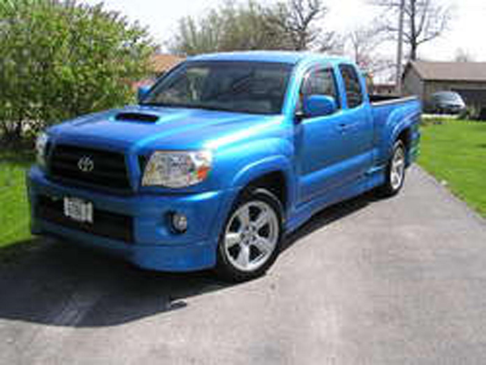 2007 Toyota Tacoma XRunner For Sale  Huntingtown Maryland